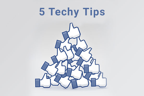 5 Techy Tips To Increase The Likes On The Facebook Pages